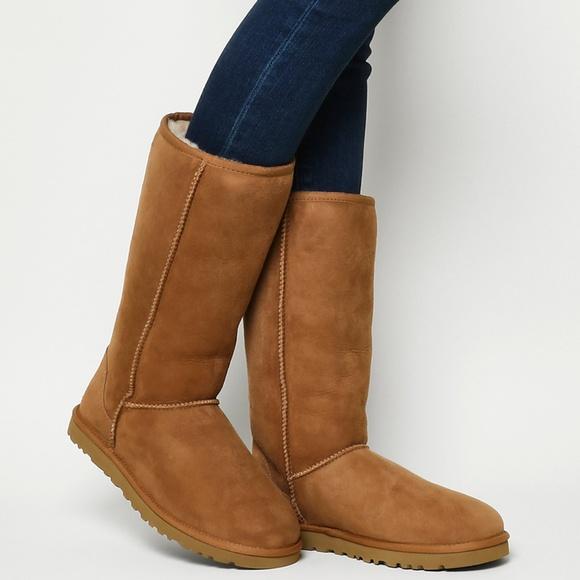 ec3984f6e47 Ugg Classic Tall Chestnut Boots